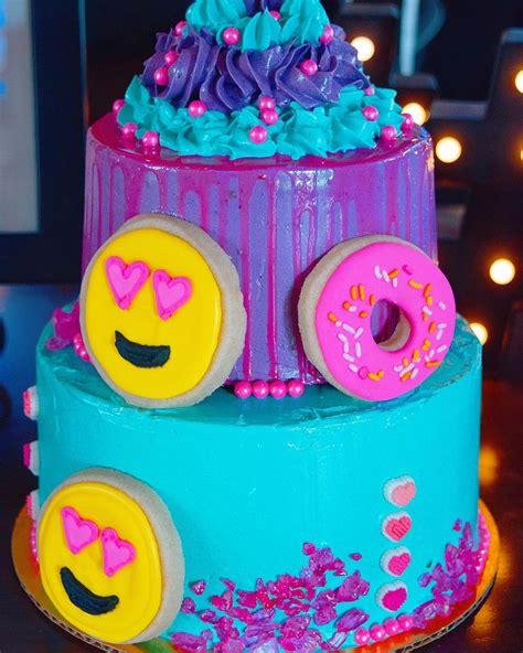 emoji birthday emoji cake http www wanderingwhiskbakeshop com