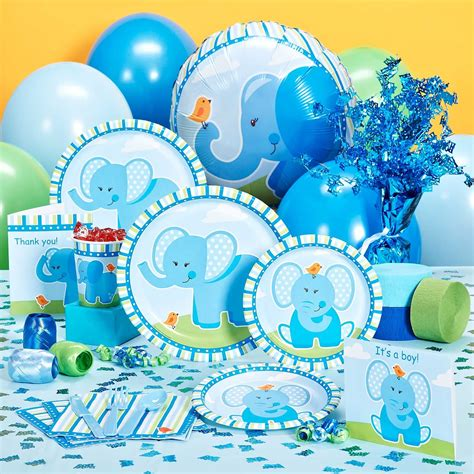 Blue Elephant Baby Shower Theme by Blue Elephant Baby Shower Theme Baby Shower Ideas