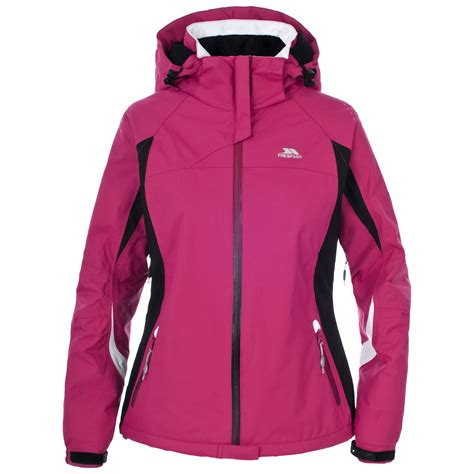 rosaline s ski jacket trespass
