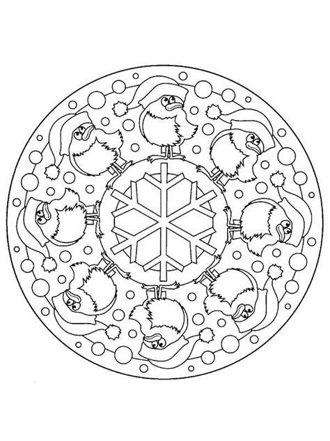 mandala ornaments coloring pages santa claus mandala coloring pages santa claus