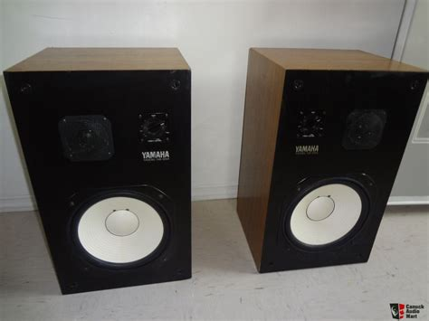 Monitor Ns yamaha ns 244 speakers passive monitors 10 quot woofers works