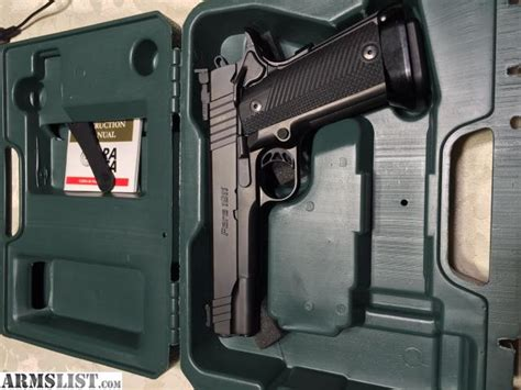 Po Custom 9 armslist for sale trade like new para ordnance pro custom 9