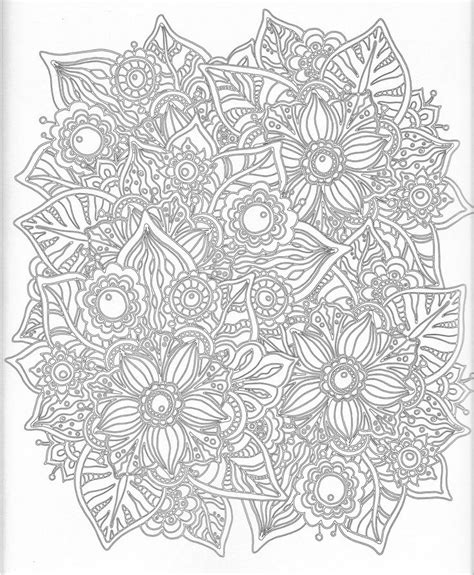 colouring books for adults templates the forest adult coloring book pg 53 color pages