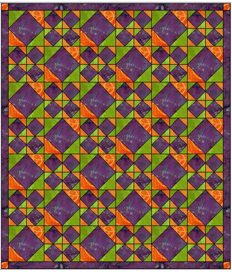 Square In A Square Quilt Block Pattern by Square In A Square Quilt Block Free Paper Foundation Pattern