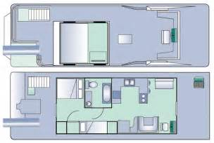 Executive cruiser houseboat details pictures floor plans etc
