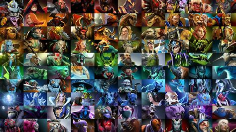 Dota Graphic 24 heroes dota 2 free wallpapers desktop hd desktop themes