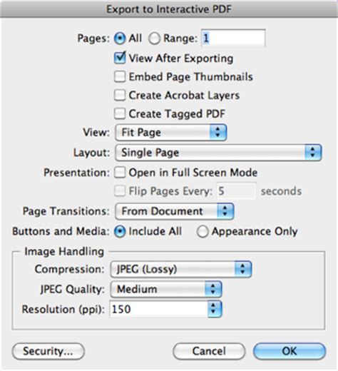indesign creating interactive pdf interactive pdf from indesign cs5 always has spreads on