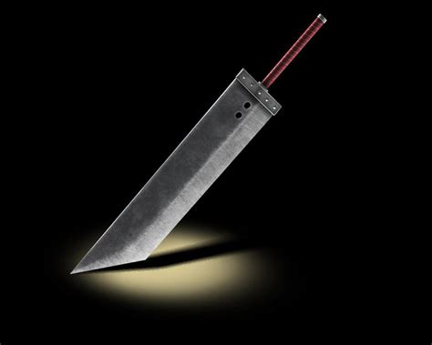 anyone else like the original buster sword and masamune