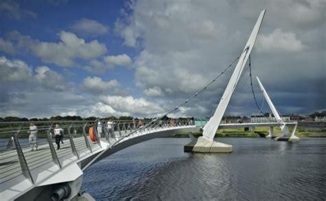 design engineer derry peace bridge derry londonderry steelconstruction org