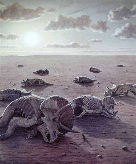 extinction dinosaurs and precise language gary wilkes