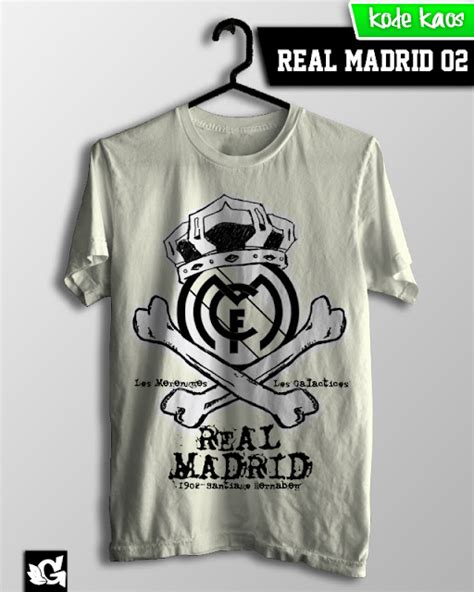 Kaos T Shirt Distro Inter Milan t shirt distro bola godonk real madrid