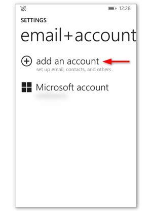 Configuration de la messagerie Windows Phone – Aide | One.com