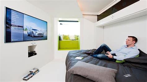 Bedrooms Of The Future by Hotel Room Of The Future Revealed