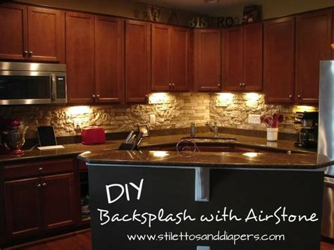 stone veneer kitchen backsplash 36 best airstone projects images on pinterest airstone
