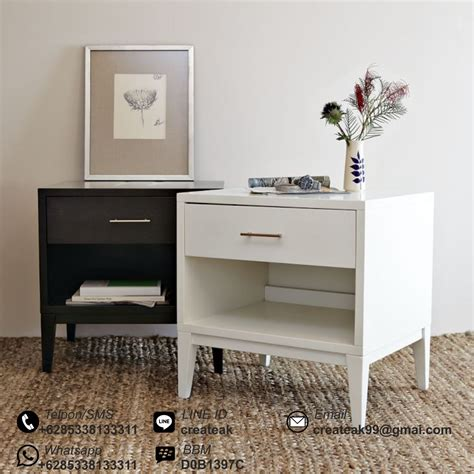 Meja Nakas nakas minimalis cantik createak furniture createak