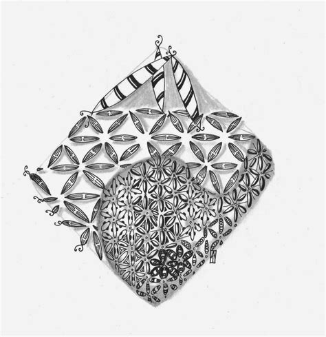 zentangle pattern quandary 17 best images about quandary on pinterest zentangle