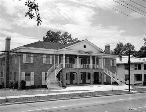 fsu frat houses florida memory gamma phi beta sorority house at florida state university