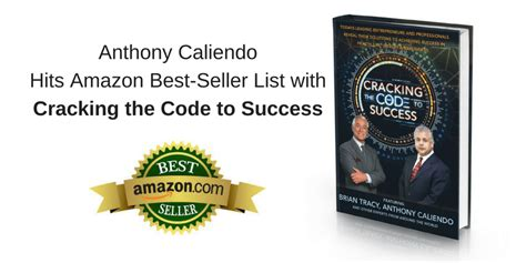 the invasive hits best seller business development consultant anthony caliendo hits
