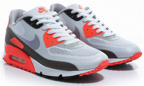 Nike Air Max 90 18 nike air max 90 hyperfuse premium quickstrike quot infrared quot release info freshness mag