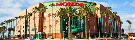 honda center tickets and seating chart