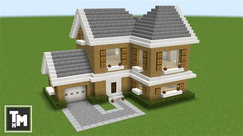 episode 27 ideas for building a house on a budget fine homebuilding minecraft how to build a suburban house tutorial easy
