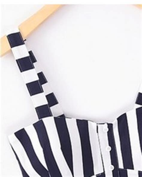 Striped Cropped Suspender saks fifth avenue striped crop top where to buy