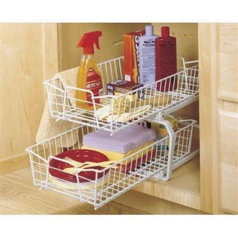 Closetmaid Pull Out Cabinet Organizer 391 Best Images About Storage And Organization On