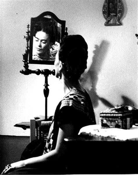 mirrors home decor frida kahlo decor object