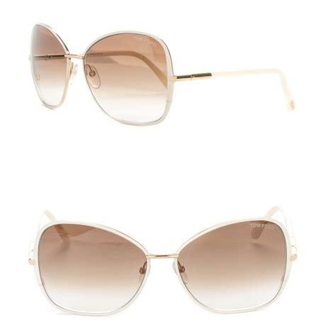 tom ford solange tom ford solange sunglasses tf319 white 161147