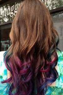 hair styes dye at bottom 50 trendy ombre hair styles ombre hair color ideas for