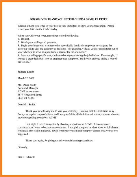 appreciation letter to preschool appreciation letter sop
