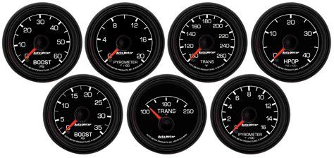 Handmade Gauges - auto press releases auto meter build custom gauges