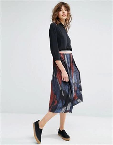 dress midi kahla zpfp samsoe samsoe shop dresses tops and trousers asos