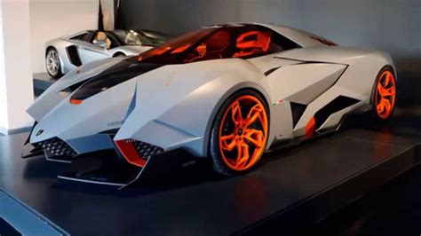 How Much Is A Lamborghini Egoista Lamborghini Egoista Supercar