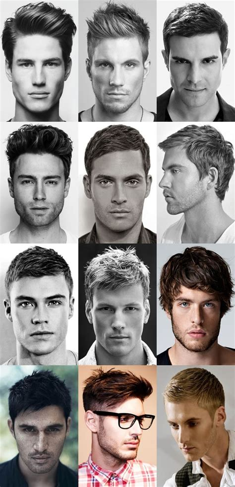 male hairstyles and their names 17 best ideas about men s cuts on pinterest man cut men