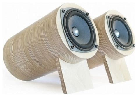 modern speakers corgi speakers set of 2 modern home electronics by give 5 to cancer