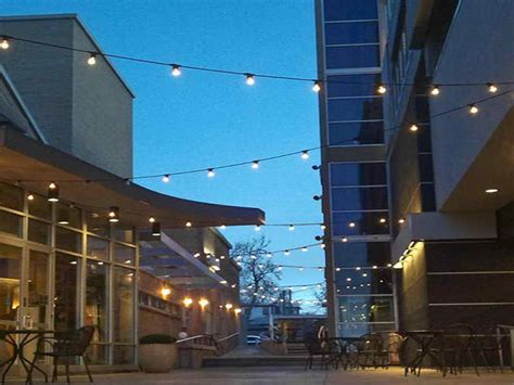 outdoor commercial string lighting commercial outdoor led string lights decor ideasdecor ideas