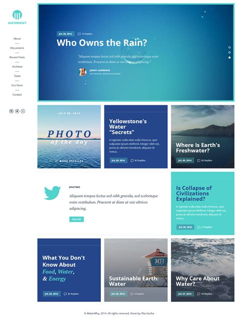 corporate web layout design clean corporate website template download download psd