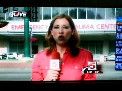 what is wrong with ann on ksdk channel 5 ksdk news channel 5