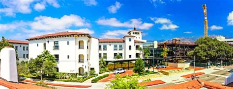 santa barbara and goleta hospitals receive five