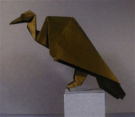 Origami Vulture - vulture origami for the enthusiast the unofficial