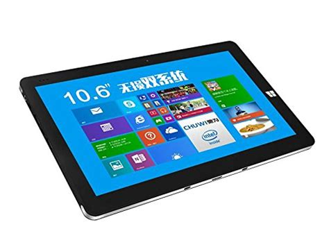 best tablet os chuwi vi10 10 6 inch dual os tablet best reviews tablet