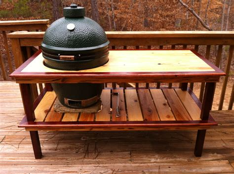 big green egg table plans image result for http static cl1 vanilladev
