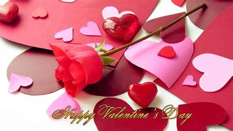 happy valentines day wallpaper hd happy valentines day flower hd wallpaper of