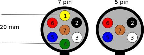 five pin trailer wiring diagram wiring diagram
