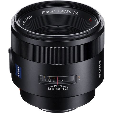 Carl Zeiss Planar T 50mm F14 Ze Mount Canon sony carl zeiss 50mm f1 4 za ssm planar t a mount lens info