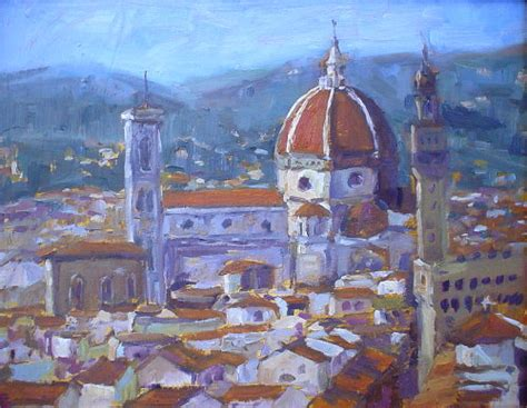 florence the paintings framing florence 14 paintings and sketches that will make you want to go wanderarti