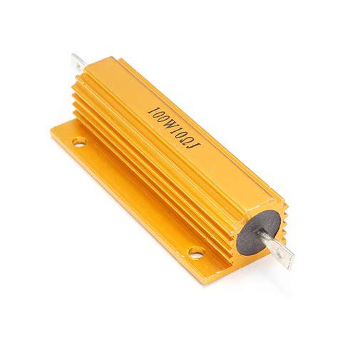 wh25 power resistor wirewound resistor vs metal 28 images 10pcs 5w watt power metal shell wirewound resistor 0 2