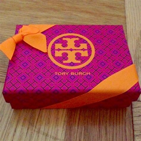 Tory Burch Birthday Gift Card - tory burch gift box gift ftempo