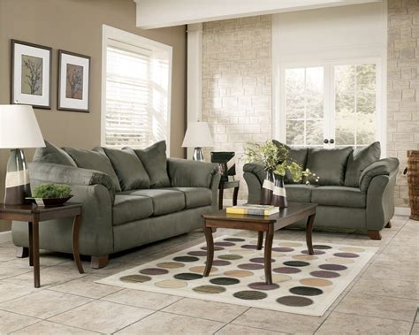 Ashley Signature Design Durapella Living Room Set Furniture Living Room Chairs